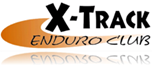 Logo X-Track  Enduro Club